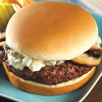 """4"""" Hamburger Bun, Sliced"""